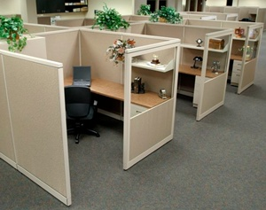 Picking a Cubicle Configuration Milwaukee