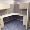 Corner Cubicle Configuration in Milwaukee