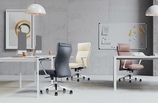 Buzz Seating Chairs with Leather