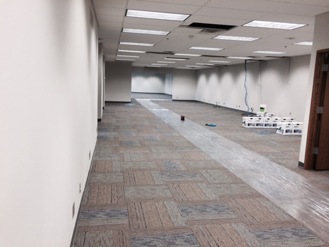 Milwaukee Office Space Planning For Cubicles