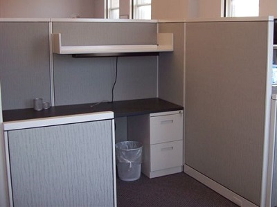 New Milwaukee Cubicle