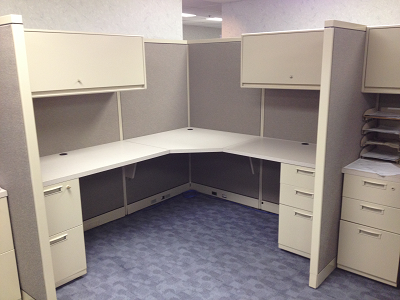 Cubicle with Storage in Milwaukee