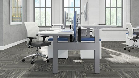 Sit-to-stand Desks by AMQ Solutions