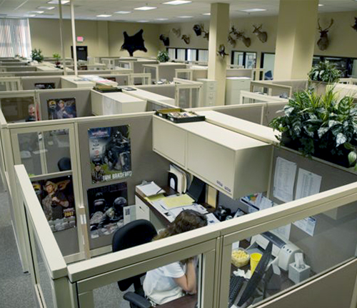 Cubicles with windows for sale in Milwaukee