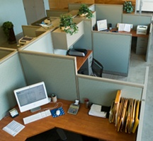 Remanufactured Office Cubicles