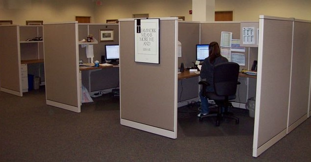 Used Cubicles in Wisconsin