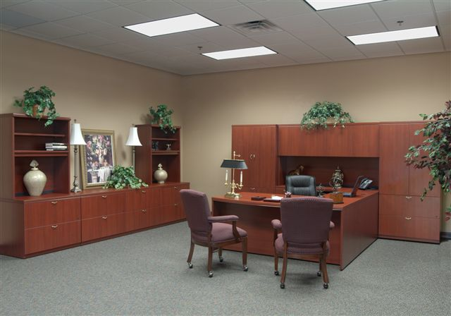 Brookfield Office Furniture Experts Provided New Office For Local CPA