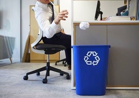 Office Recycling to Save Money