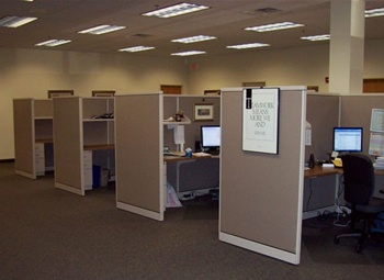 Office Furniture Milwaukee Contact. Remanufactured Workstations