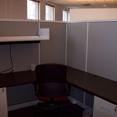 Installation New Office Furniture
