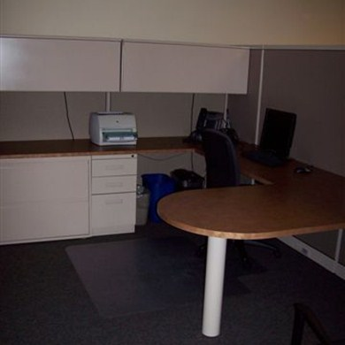 Installation Office Furniture