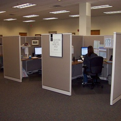 Office Furniture Space Planning