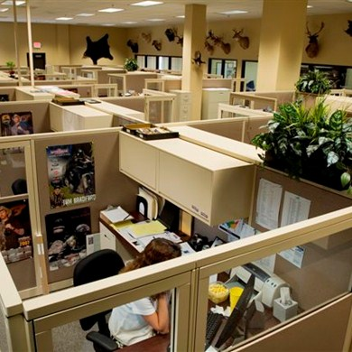 Space Planning Business Solutions with Used Office Furniture in Racine